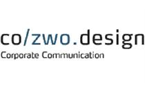 Logo von co/zwo.design Corporate Communication Marion Caillard Barbara Mekus GbR