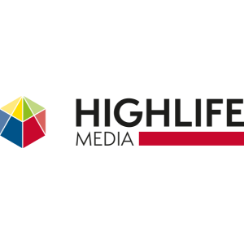 Logo bedrijf Highlife Media GmbH